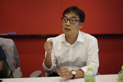 이상학 미래부 소프트웨어정책국장 - (주)동아사이언스 제공
